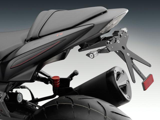 Kit Rizoma para la Kawasaki Z750 R