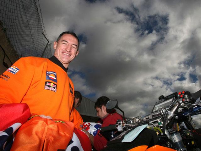 Giovanni Sala dirigirá el equipo de Marc Coma en el Dakar 2011
