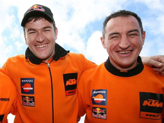 Imagen de Galeria de Giovanni Sala dirigirá el equipo de Marc Coma en el Dakar 2011