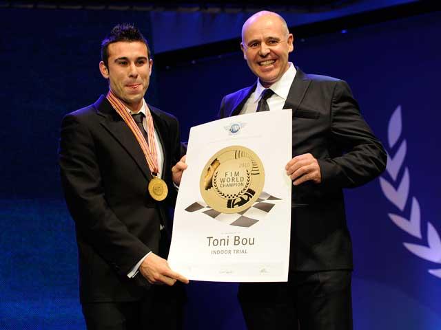 Imagen de Galeria de Ceremonia de entrega de los premios FIM 2010