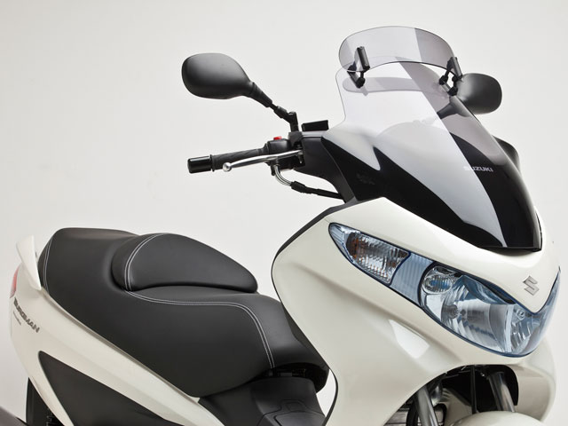 Nuevo Suzuki Burgman 125/200 Executive