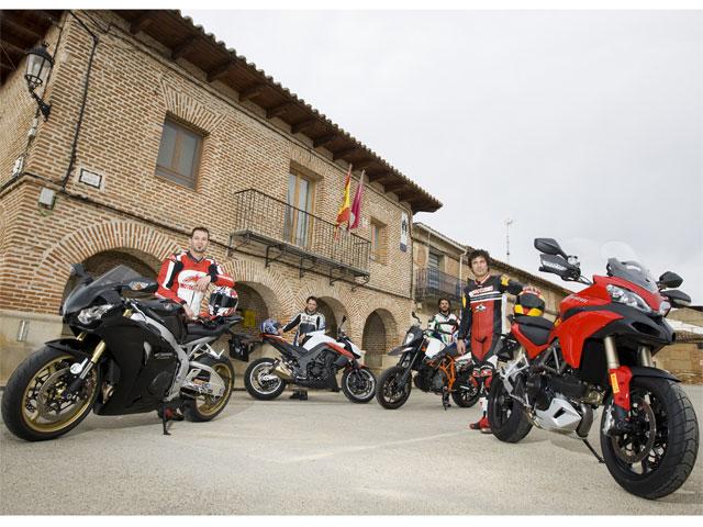 Qué moto comprar: Motos deportivas