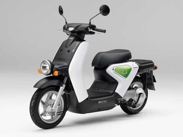 Imagen de Galeria de El scooter electrico Honda EV Neo, ya a la venta