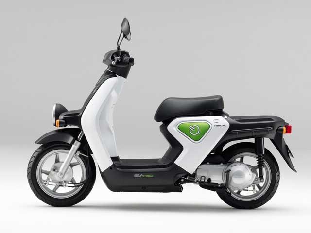El scooter electrico Honda EV Neo, ya a la venta