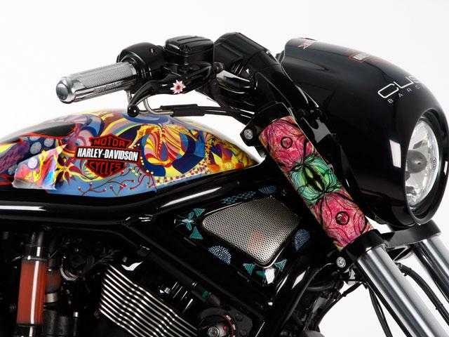 La Harley Custo consigue 29.000 euros para una causa benéfica