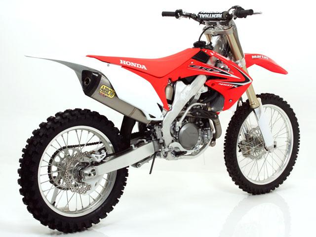 Escape Arrow para las Honda CRF de motocross