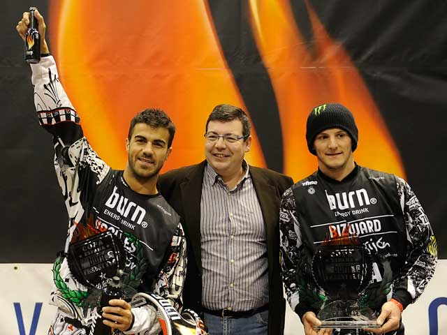 José Miralles logra el último título de Campeón de España 2010