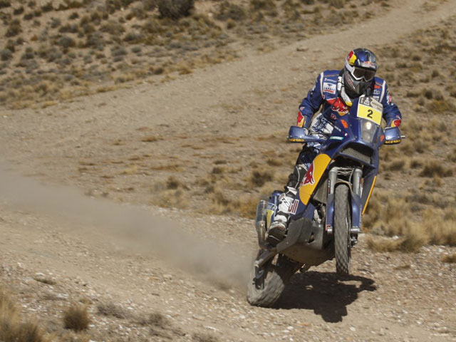 Las etapas del Dakar 2011