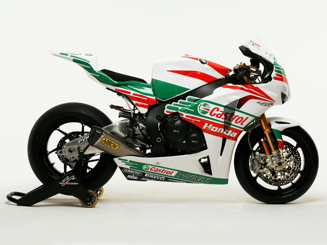 Imagen de Galeria de Castrol Honda vuelve al Mundial de Superbike
