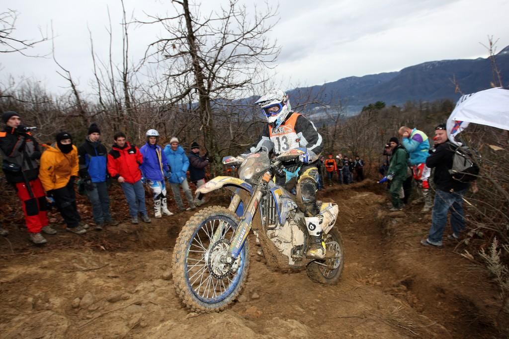 Husaberg presenta sus equipos 2011