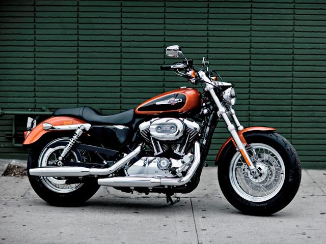 Nueva Harley-Davidson XL 1200 Custom