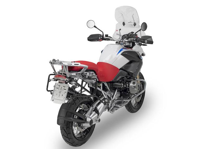 Equipamiento Givi para la BMW R1200GS