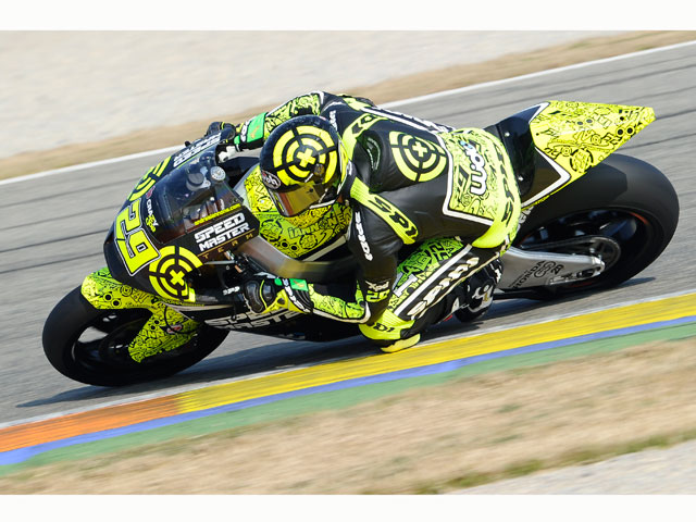 Nico Terol y Andrea Iannone, los más rápidos en Valencia