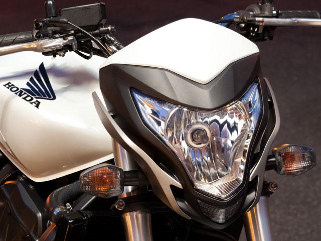 Honda presenta la CB600F Hornet 2011