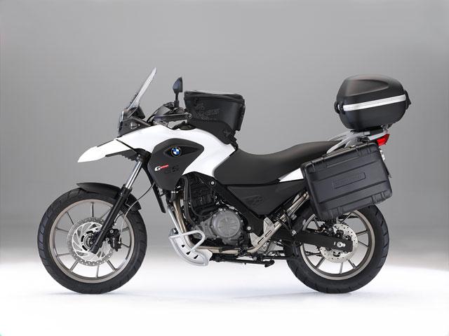 Imagen de Galeria de BMW renueva la G 650 GS
