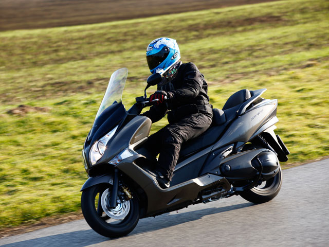 Honda Silver Wing T600ABS