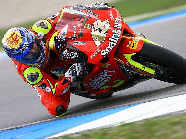 TVE retransmitirá el Mundial  de MotoGP hasta 2012
