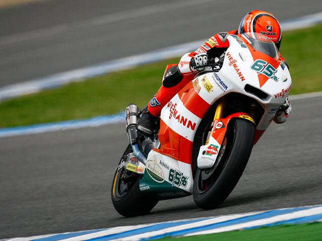 Stefan Bradl y Héctor Faubel, mejores tiempos en Jerez