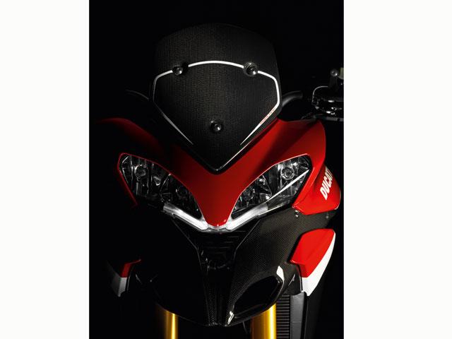 Ducati Multistrada 1200 Pikes Peak Special