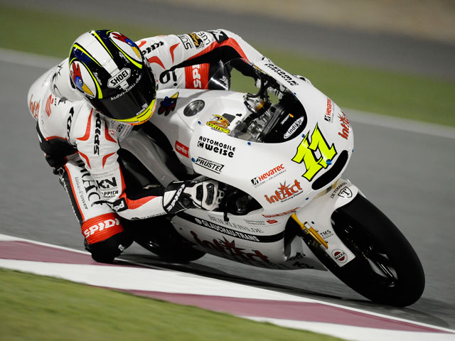 Terol consigue la «pole position» de 125 en Losail