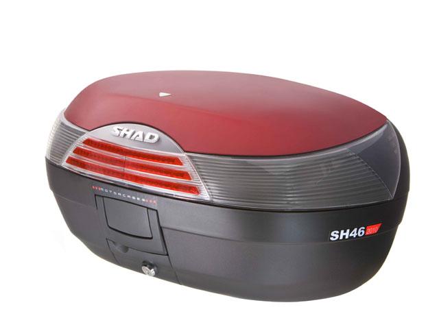 Accesorios Shad para tu Yamaha fazer FZ6 600
