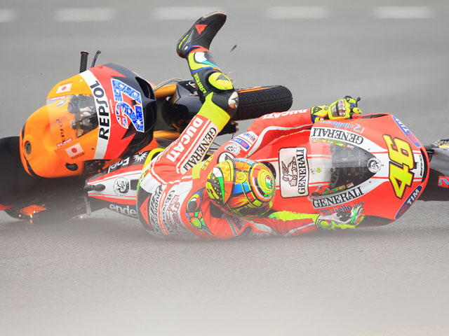 "Jorge Lorenzo (Yamaha): ""Nunca imaginé que sería líder a estas alturas"""
