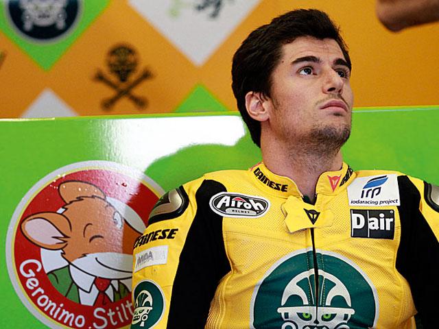 """Andrea Iannone: """"Por primera vez me siento a gusto con el chasis de este año"""""""