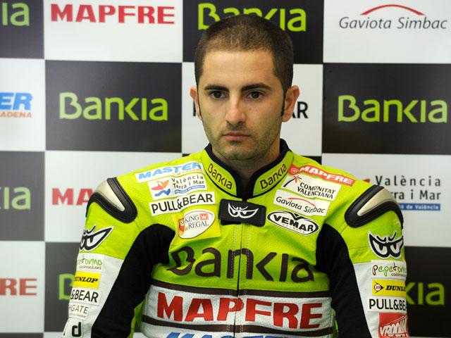 """Nico Terol (Aprilia): """"Tenía pendiente ganar en Jerez. Estoy en una nube"""""""