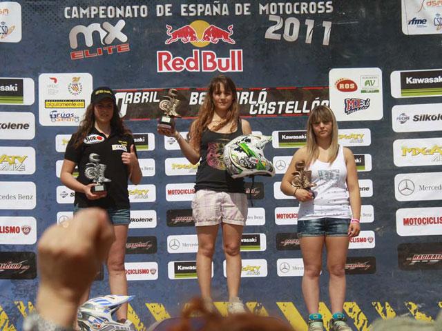 Campeonato España MX Sub.18, MX Promesas y MX Féminas en Benicarló