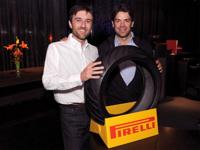 Recorrido Pirelli Angel, primer día
