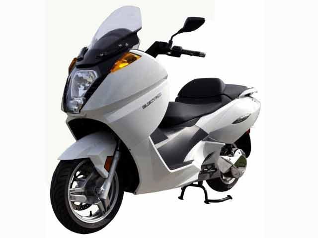Las motos eléctricas Vectrix, en España