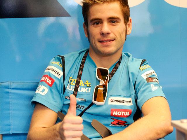 Alvaro Bautista volverá a la acción en el GP de Portugal