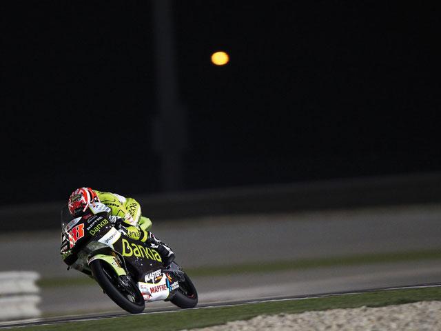 Nico Terol: «Las cosas se ven distintas desde la moto»