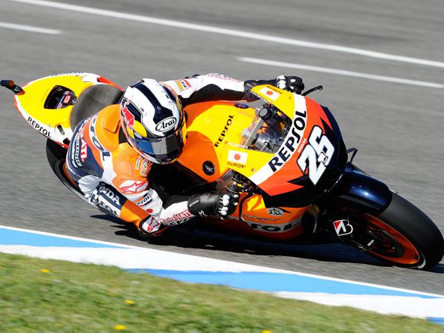 Simoncelli, sorpresa en los primeros libres de MotoGP de Portugal