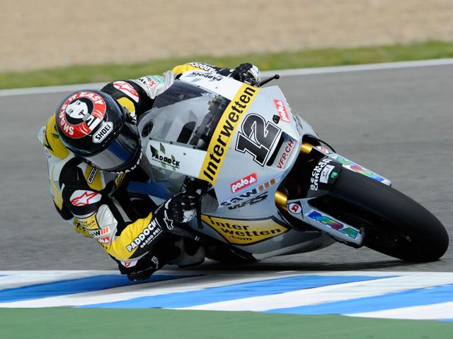 Takahashi se impone en los primeros libres de Moto2 del GP de Portugal