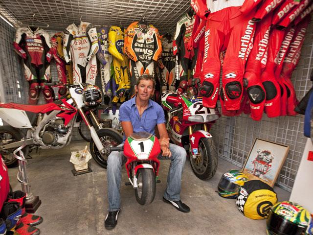"""Troy Bayliss: """"Quiero seguir ganando carreras"""""""