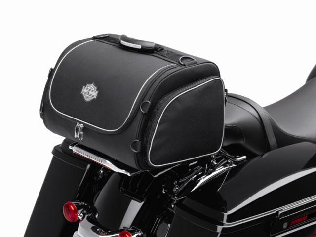Excluisiva colección de maletas premium de Harley-Davidson