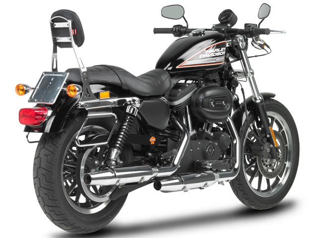 Imagen de Galeria de Accesorios Givi para la Harley-Davidson Sportster 883