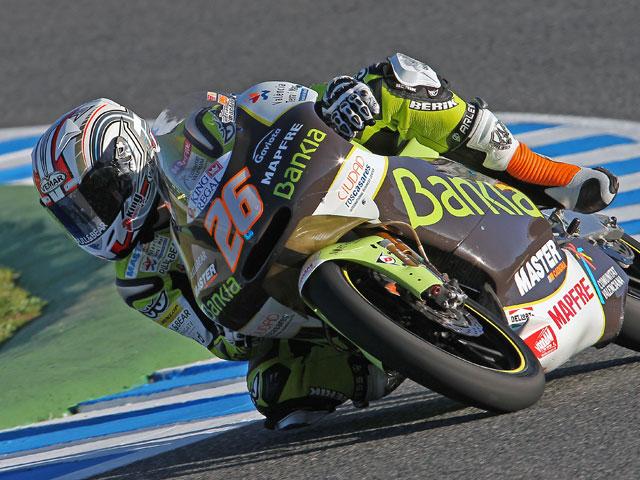 Imagen de Galeria de Entrenamientos en Motorland de los equipos de Moto2 y 125