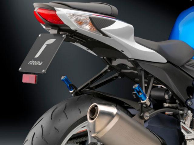 Kit Rizoma para Suzuki GSX-R 600 y 750