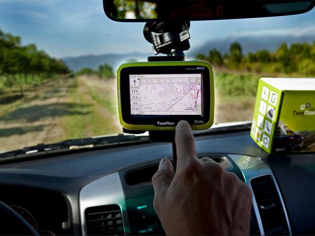 Imagen de Galeria de El único navegador GPS para asfalto y off-road