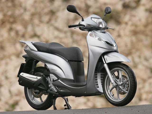Imagen de Galeria de Honda Scoopy SH 300 i