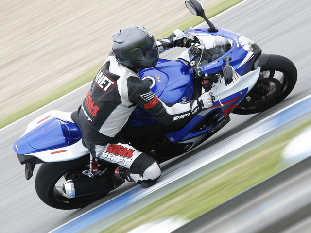Imagen de Galeria de Suzuki GSX-R 1000