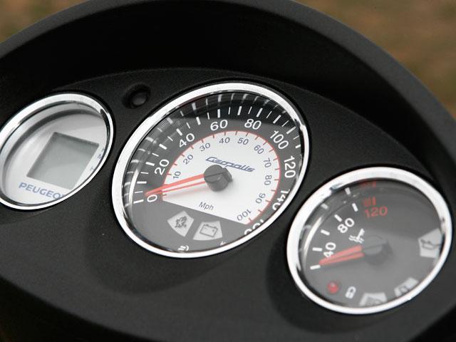 Peugeot Geopolis 125
