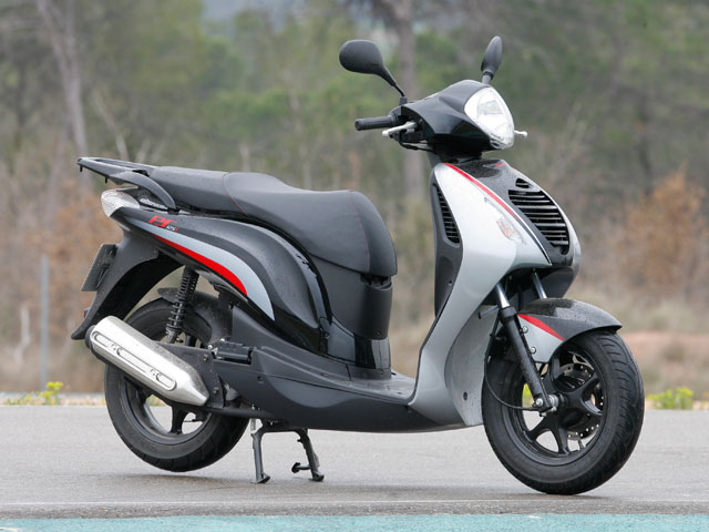 Honda PS 125 Passion