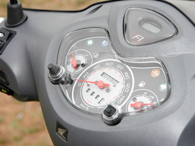 Honda PS 125 Passion