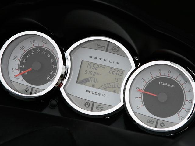 Imagen de Galeria de Peugeot BlackSat 125 ABS