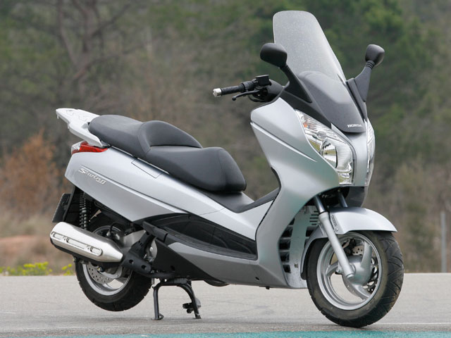 Honda S-Wing 125 ABS