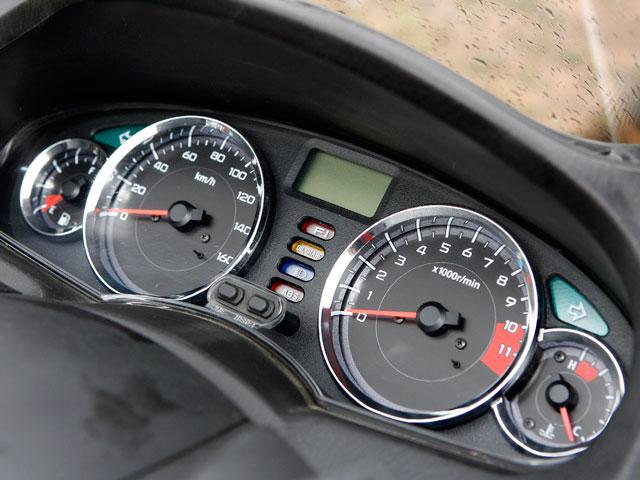 Honda S-Wing 125 ABS