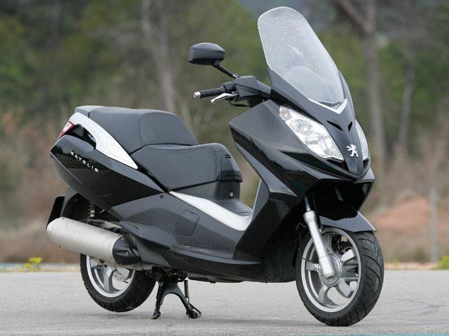 peugeot satelis 125 abs scooter. Black Bedroom Furniture Sets. Home Design Ideas